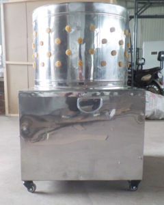 Low Price Chicken Plucker Feather Plucking Machine on Hot Sale pictures & photos