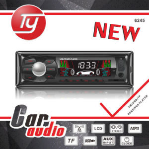New LCD Display Car MP3 Player Car Audio with SD USB FM Aux pictures & photos