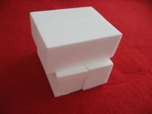 Customized Machinable Macor Ceramic Block pictures & photos