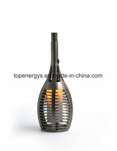 Solar Garden Torch Lights 96 LED Dancing Flame Lighting pictures & photos