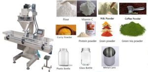 Inline Dry Powder Filler pictures & photos