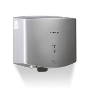 CE Certificate Eco Energy Saving ABS Body Bathroom Single High Speed Small Jet Air Hand Dryer for Home Hotel Restaurant (AK2630) pictures & photos