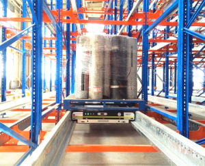 Cold Store Forklift Operated Pallet Runner pictures & photos