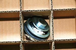 57mm 4-16ohm 1-3W Foam-Edge Cone Speaker pictures & photos