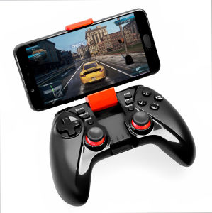 Double Shock Bluetooth Game Controller Joystick Type for iPhone 6/6s/7 Plus pictures & photos