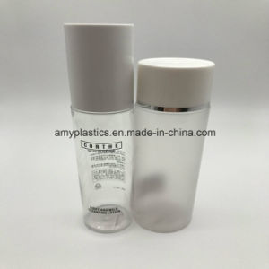 Clear Plastic Bottle for Cosmetic Package pictures & photos