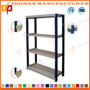 Light Duty Metal Warehouse Shelf Storage Rack for Display (Zhr109) pictures & photos
