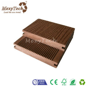 No Harmful Gas Decking Floor WPC Composite Plastic Wood pictures & photos