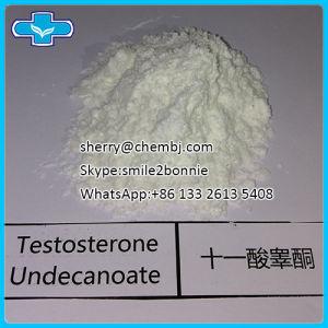 High Purity Steroid Powder Testosterone Undecanate Testosterone Undecanoate pictures & photos