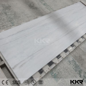 Non-Pronous Seamless Acrylic Stone Solid Surface Material pictures & photos