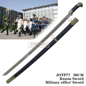 Russian Commanding Sword Russia Sword Military Offier′ Sword 96cm Jotp77 pictures & photos