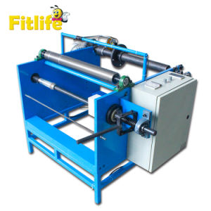 Newest Manual and Hotsell Aluminum Foil Rewinding and Cutting Machine pictures & photos