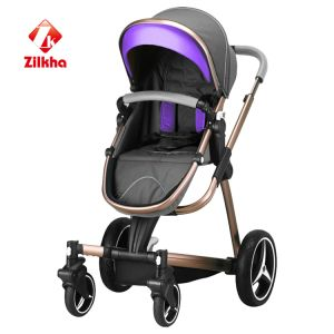 2017 Popular Models Gray Baby Carts Are of Good Quality and Cheap pictures & photos