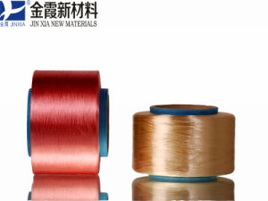 Dope Dyed Polyester Yarn FDY 150d/36f pictures & photos