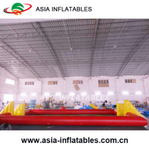 High Quality Inflatable Football Field with Factory Price pictures & photos