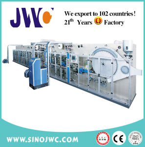 High Speed Female Panty Liner Pad Machine (JWC-KBHD-600) pictures & photos