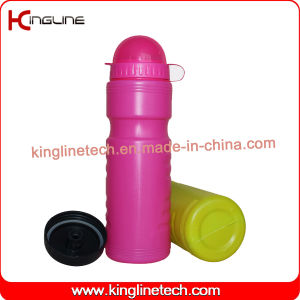 Daily Used Plastic Sport Water Bottle, Plastic Sport Bottle, 700ml Sports Water Bottle Light Weight (KL-6709) pictures & photos