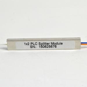 1X2 Fiber Opitc PLC Splitter with Sc / APC Connectors pictures & photos
