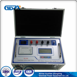 ZXR-100A transformer winding DC resistance tester pictures & photos