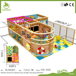 New Design Fitness Kid Game Indoor Playground Equipment for Sale pictures & photos