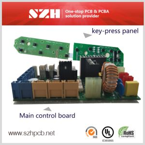 Automatic Bidet 1.0mm 1oz PCB PCBA Assembly pictures & photos