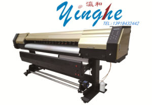 Flag Printer, Printer for Flag, Flag Making Machine Yh-1802f pictures & photos