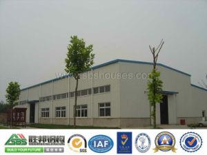 Prefab Steel Structure Storage Workshop Shed pictures & photos