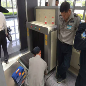 Baggage X-ray Airport Scanner Machine pictures & photos