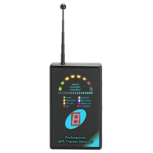 Professional GPS Tracker Detector Disclose Covert GPS Tracker Expose 2g 3G 4G GPS Tracker Bug Anti- Tracking Sound Alarm Vibration Beep LED Indication pictures & photos