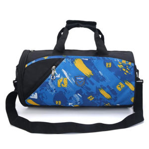 Travel Outdoor Leisure Luggage Gym Fitness Sports Duffle Bag pictures & photos