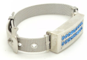 Crystal Mini USB Pendrive Wristband USB Flash Drive pictures & photos