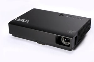 Hot Sale Android 4.4 Laser DLP Home Theater Business LED Projector Dl-310 pictures & photos