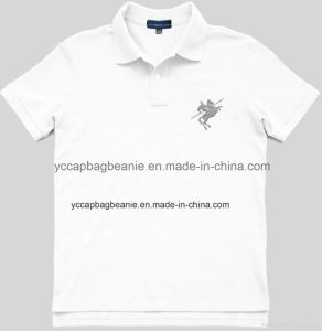 Sports Polo Shirt/100% Cotton Polo-Shirt/Fashional T-Shirt pictures & photos