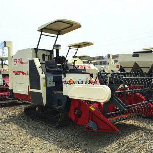 Axial Flow Threshing Harvester for Rice and Wheat pictures & photos
