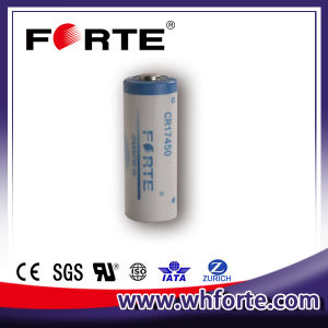 High Power 3.0V 2000mAh Weight 26g Cr17450 Li-Mno2 Battery pictures & photos