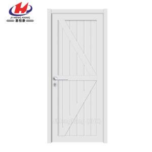 Composite Sliding Wood White Primer Door (JHK-SK09) pictures & photos