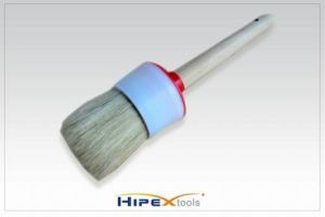 Wooden Handle Round Head Brush pictures & photos