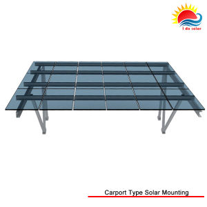 High Strength Carport Solar Mounting System (GD913) pictures & photos