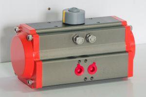 Pneumatic Actuator 3-PCS Ball Valve pictures & photos