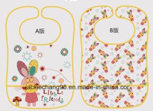 Printed Baby Bib in PEVA (HR02SP003) pictures & photos