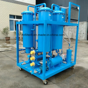 Gas Steam Turbine Oil Lubricating Oil Filter Machine (TY-20) pictures & photos