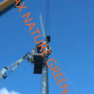 Hot Sell off Grid Whole Unit Low Rpm Wind Turbine Ready to Install pictures & photos