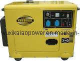 8kVA Silent Diesel Generator (KDE8600T3) pictures & photos