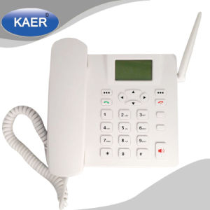 Fixed Wireless Phones with SIM Card (KT1000-181C) pictures & photos