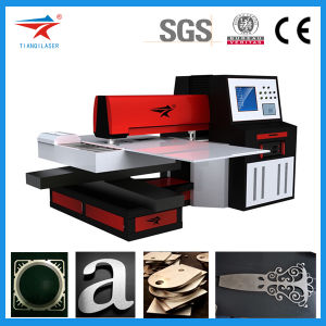 Fiber Laser Cutting Machine for Hard Metal (TQL-LCY500-0303) pictures & photos