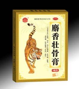 Chinese Herbal Product for Bone Strong 5 Patches/Box pictures & photos