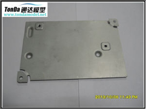 Galvanized CNC Sheet Metal Fabrication Metal Bending Metal Machining Part pictures & photos