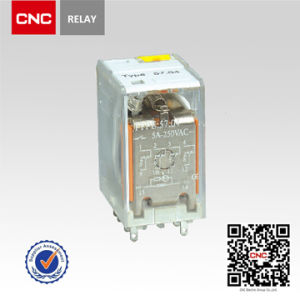 CNC General Purpose Relay Type Mini Electromagnetic Relay (57.04) pictures & photos