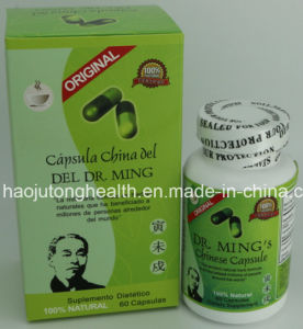 Original Dr-Ming′s Chinese Herbal Weight Loss Slimming Capsule pictures & photos