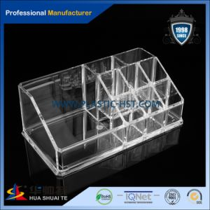 Top Supplier Plastic Makeup Cosmetic Organizer Acrylic Storage Box pictures & photos